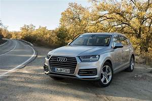 Audi Q7 E-tron First Drive  Electro Efficiency