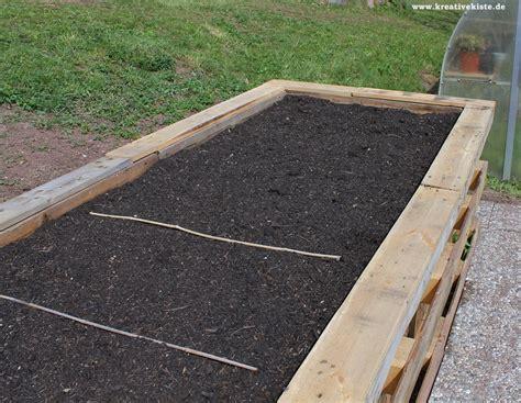 Hochbeet Selber Bauen Aus Holz 2248 by Paletten Hochbeet