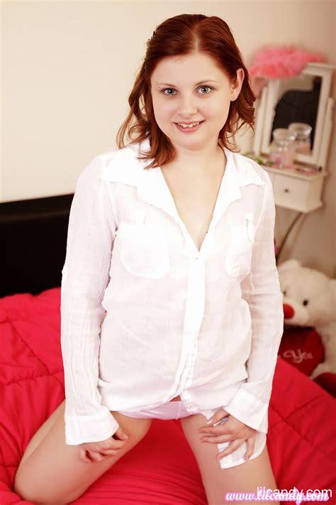 Lil Candy White Dress Shirt