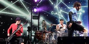 Red Hot Chili Peppers Perform During Super Bowl Halftime