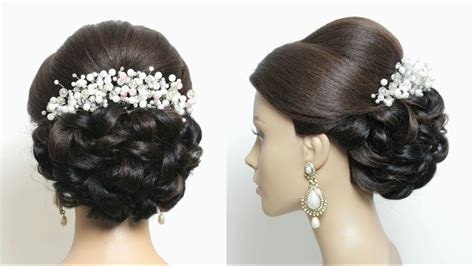 Hairstyle For Hair For by Bridal Hairstyle Tutorial Updo For Hair