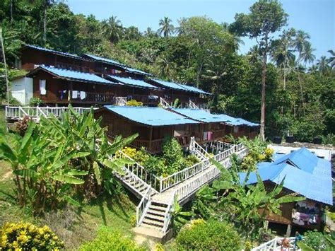 mohsin chalets updated 2017 prices resort reviews pulau perhentian kecil malaysia