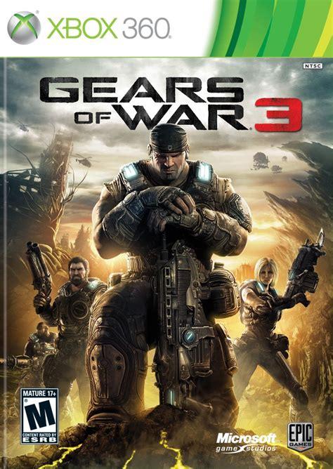 Gears Of War 3x360usesrb M