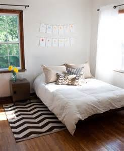 How Make Small Bedroom Look Bigger Picture