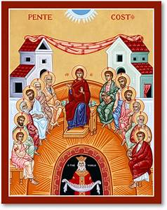 Great Feast Icons: Pentecost Icon Monastery Icons