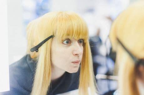 teinture cheveux jaune