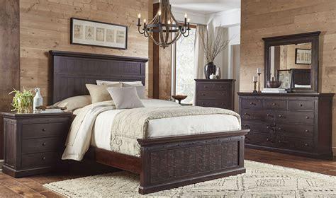 Jackson Dark Mahogany Panel Bedroom Set, Jacry5030, Aamerica