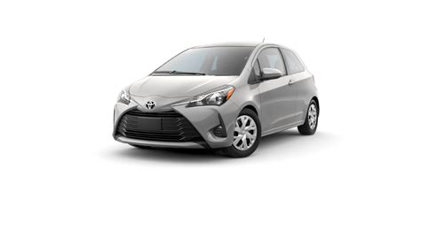2018 toyota yaris color options with pictures