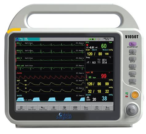 Axia Surgical Offers A Wide Range of Axia Patient Monitors