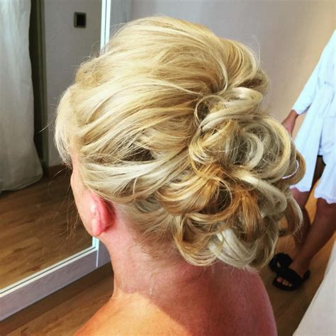 mother bride hairstyles elegant