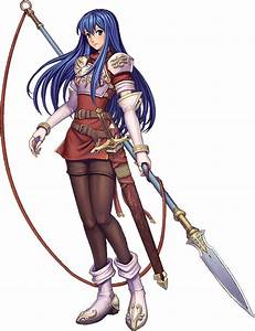 Shiida - The Fire Emblem Wiki - Shadow Dragon, Radiant ...