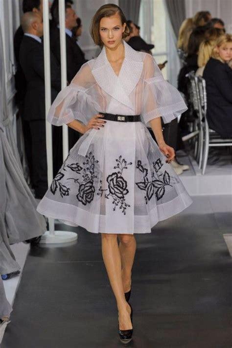 Karlie Kloss Dior Spring Summer Fashion