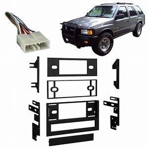 Isuzu Rodeo 1992 1993 1994 1995 Multi Dash Kit Stereo