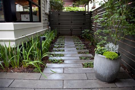 bowen residence modern landscape charleston  remark