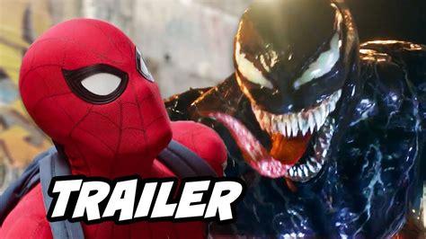 spider man   home trailer venom spider man teaser