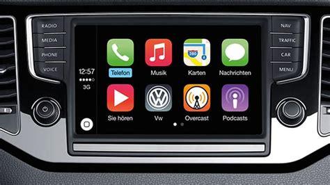 smartphone einbindung volkswagen startet app connect