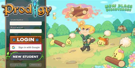 Prodigy Math Game Play Login