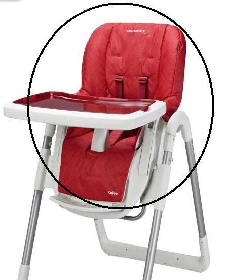housse pour chaise haute bébé housse de chaise haute oméga bébé confort les bébés du