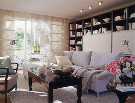 Kleines Wohnzimmer Gemütlich Einrichten