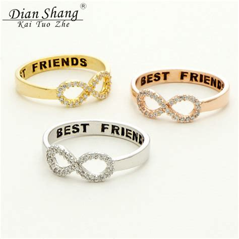 Friendship Rings For 3 Popular 3 Friendship Rings Buy Cheap 3 Friendship Rings