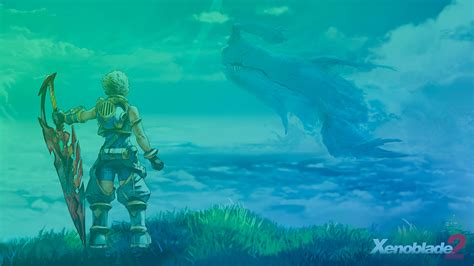Breath Of The Wild Wallpaper 4k Xenoblade Chronicles 2 Wallpapers In Ultra Hd 4k