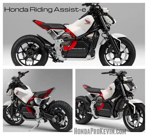 Honda Bikes 2020 by 2019 Electric Motorcycles From Honda Self Balancing