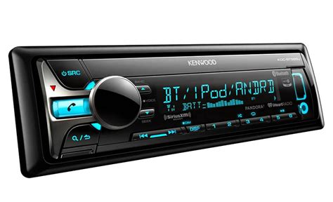 kenwood kdc bt565u 1 din car stereo in dash cd receiver with built in bluetooth ebay
