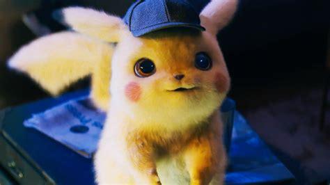 pokemon detective pikachu  wallpaper  baltana