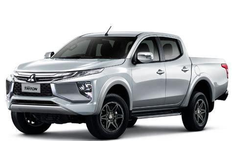 mitsubishi truck 2020 2020 mitsubishi triton engine release date price