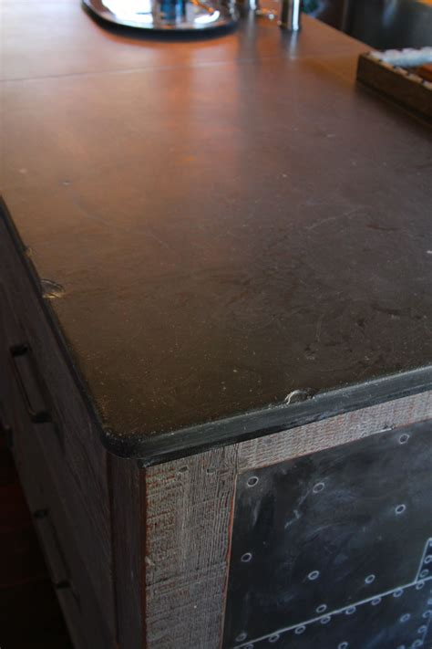 counter tops   reclaimed pool table slate