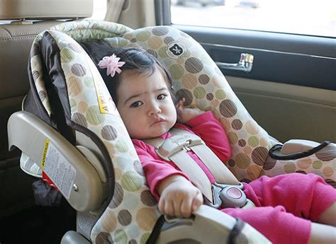 5 Ways To Keep Your Infant Safe In The Car
