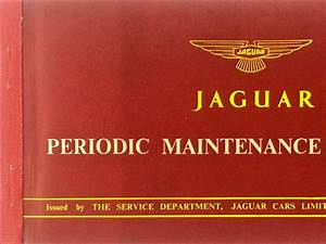 Maintenance Vouchers Discovered  U2013 My Jaguar Mk2 Restoration
