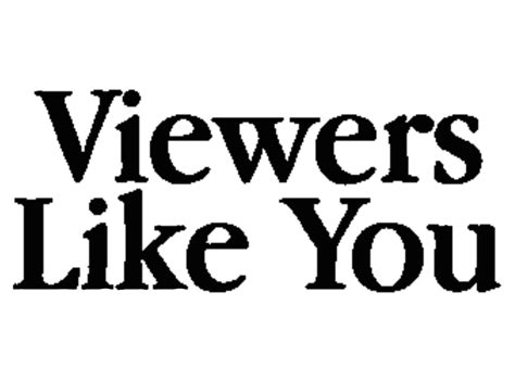Viewers Like You Logos