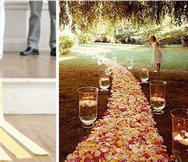 decoration mariage le tapis des maries