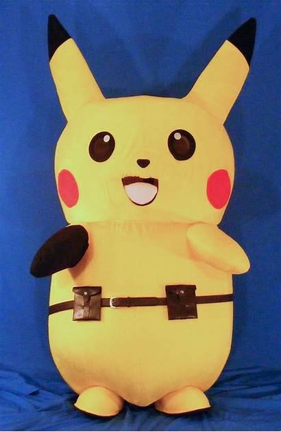 Pikachu Suit Mascot Spade Ace Unownace Weasyl