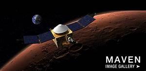 MAVEN - NASA Mars
