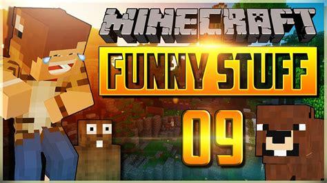 [FUNNY] Minecraft: Funny Stuff #9 - YouTube