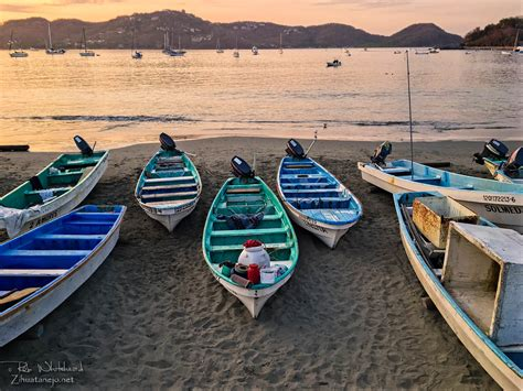 Fishing Boats In Zihuatanejo by Photo Tour Of Zihuatanejo Ixtapa Troncones Barra De