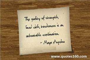 Inspirational Women Quotes Maya Angelou