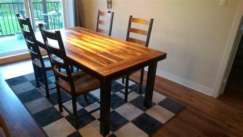meuble table cuisine table de cuisine en bois table de cuisine sur mesure de