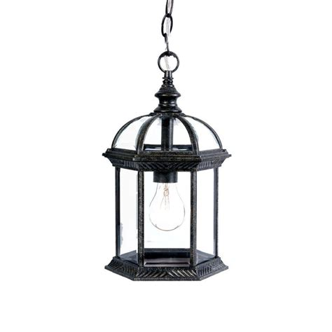 home depot outdoor hanging lights acclaim lighting dover collection 1 light stone outdoor