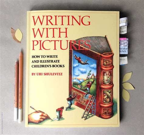 Maria's Art Blog Book Review Writing With Pictures By