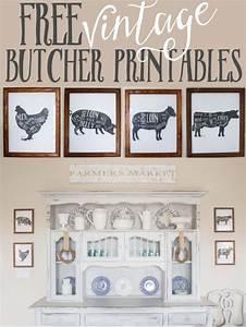 Farmhouse Printables - 7 Gorgeous Designs!