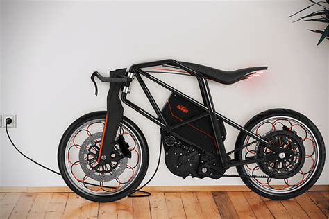 Ktm Ion Electric Motorcycle