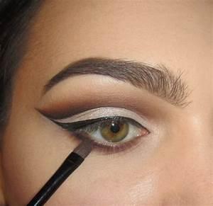 Eyeliner Chart Classic Cut Crease How To Create A Cut Crease Eye Makeup