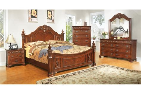 king bedroom sets modern bedroom sets king p volare walnut bed bedroom at