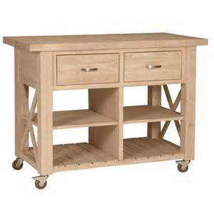 butcher block kitchen island table x side kitchen island