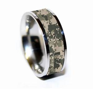 Army tungsten ring army camo ring military camo for Tungsten camo wedding rings
