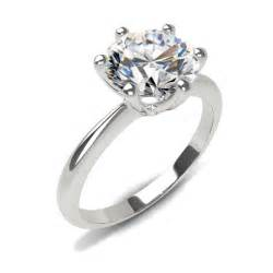 solitaire engagement rings with band 70 0 33 ct h i3 cut solitaire ring