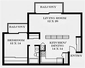 Apartment, Layouts
